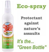 Cactus Juice Eco-Spray 6oz Insect Repellent - 634140040611