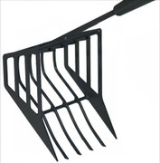 Clam Out Clam Rake w/ Basket - 000000140010