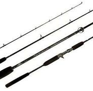 Tsunami Trophy Slow Pitch Conventional Jigging Rod - 799967471830