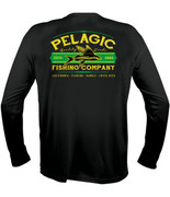 Pelagic AquaTek Performance LS Shirt Fishing Company - 190015065610