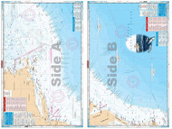 Waterproof Charts IC Inshore and Offshore Nautical Charts - 740399005605