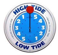 "Tide Clock Indoor/Outdoor 12"" Tide Timer - 000097000167"