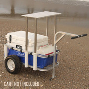 Sea Striker Surf Cart Utility Table - 096337660246