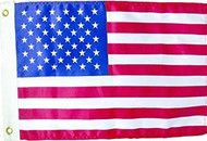 "Invincible 12"" x 18"" USA Flag - 768721502882"