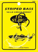 Finstrike MU796 Striped Bass Hi-Lo Rig Swivel & Sinker Loop - 749222015224