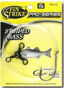 Finstrike PST01 Series Striped Bass Rig - 749222100746