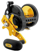 Daiwa Saltist Black Gold Star Drag Conventional Reel - 043178938355