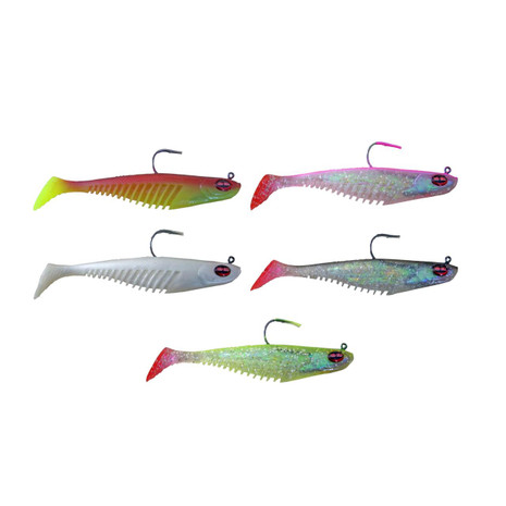 Red Gill Mega Vibe Lures - 060245077052
