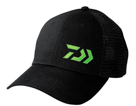 Daiwa DVEC 'Small Logo' Trucker Hat - 043178013236