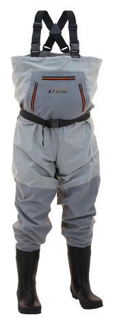 Frogg Toggs Hellbender Cleated Bootfoot Wader - 647484060733