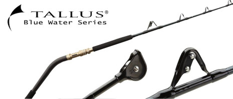 Shimano Tallus Trolling Stand-Up Rods - 022255459778