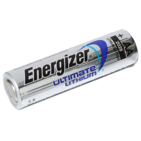 Energizer Ultimate Lithium Batteries - 039800034083