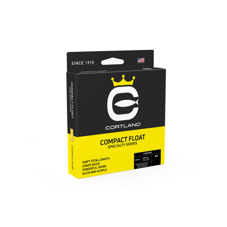 Cortland Compact Floating Fly Line - 043372475199