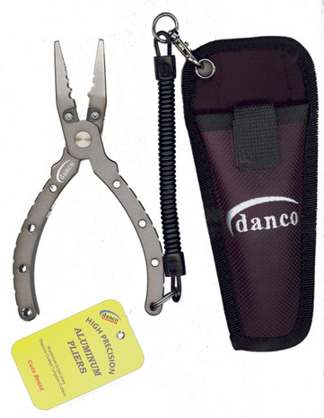 Danco One-Piece Aluminum Pliers - 824071001007