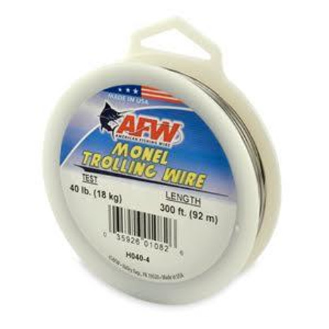 AFW Monel Wire 1x100yd Spool - 035926010628
