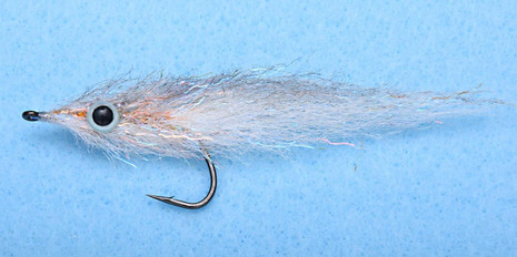 EP Flies Ghost Minnow - Grey - 693728026461