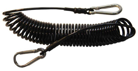 Diamond Fishing Products Rod & Reel Safety Leash - 695699985259