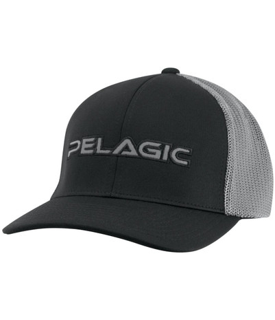 Pelagic Offshore Pro FlexFit Fishing Hat - 190015063371