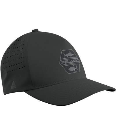 Pelagic Flexfit Delta Fishing Hat - Pinacol - 190015063272