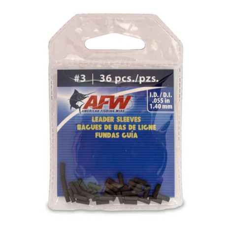 AFW Single Barrel Crimping Sleeves - 035926028012