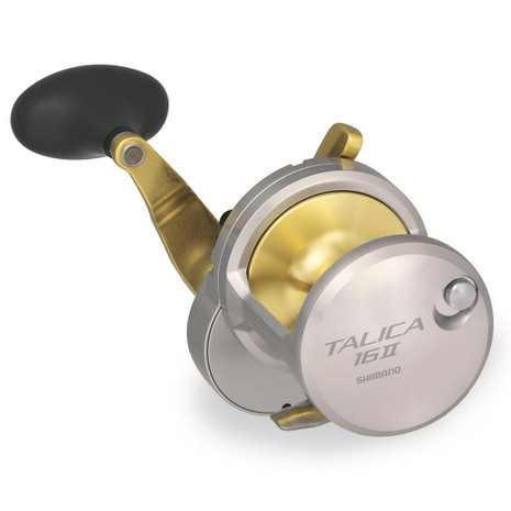 Shimano Talica 2 Speed Lever Drag Reels - 022255232579