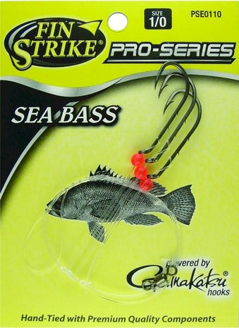 Finstrike PSE0110 Sea Bass Rig - 749222100296