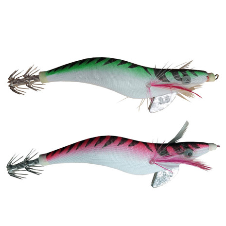 Red Gill Squid Jigs - 000186401011
