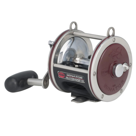 Penn Special Senator 113H2SP 4/0 Hi-Spd Chromed Bronze Spool - 031324011342