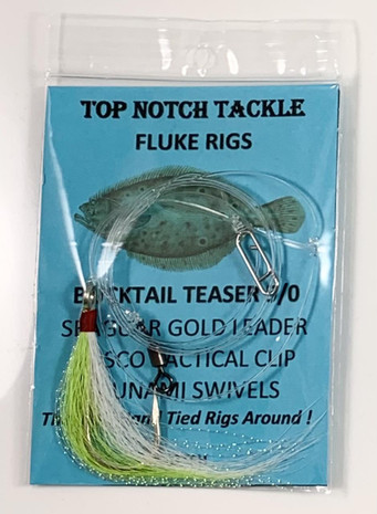 Top Notch Tackle Teaser Rigs - 400009741117