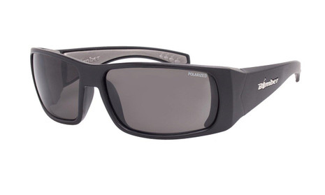 Bomber Pipe Bomb Polarized Sunglasses - 698075001062
