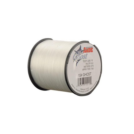 Ande Ghost Monofilament Line - 043473150155