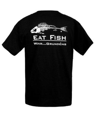 Grundens Eat Fish T-Shirt - 33252500952