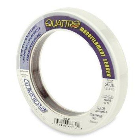 Hi-Seas Quattro Plus Monofilament Leader
