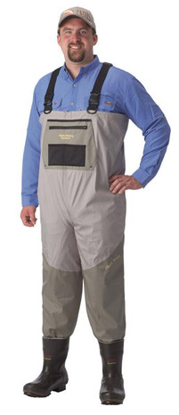 Caddis Deluxe Breathable Bootfoot Wader - 879730003601