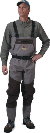 Caddis Northern Guide Breathable Stockingfoot Wader - 879730001690