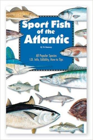 Sport Fish Of The Atlantic by Vic Dunaway - 053394000446