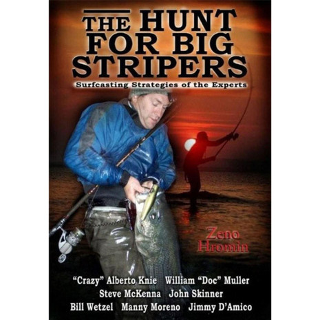 The Hunt for Big Stripers by Zeno Hromin & friends - 978160702761