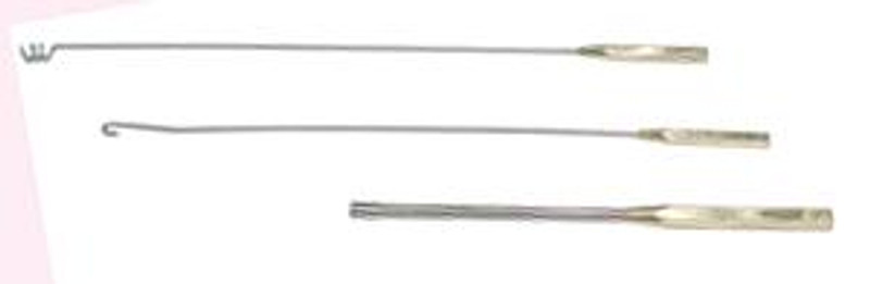 Tournament Cable Ballyhoo Cleaning & Rigging Tools