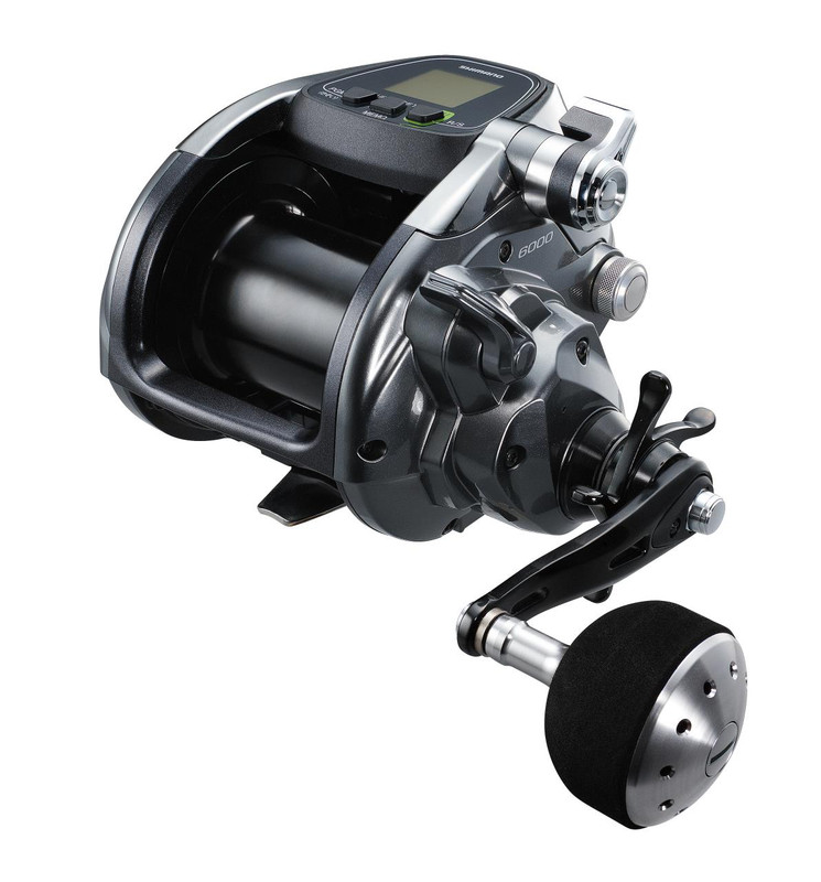 Shimano Force Master Electric Reel