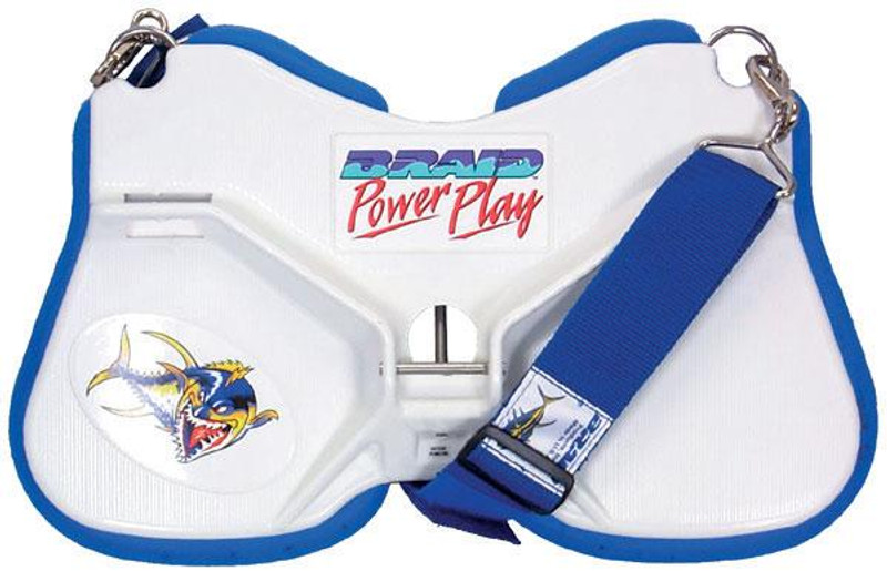 Braid Products 30200 Pro Manta Fighting Belt Fits Small-Large