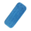 These Microfiber Cleaning Pads Absorb up to 6 Time Their Weight in Liquid!  And are launderable.