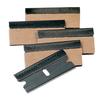 "1-1/2"" Heavy Duty Razor Blades for Metal Safety Scraper (100 pk)"
