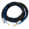 25ft Hoses Increases Your Working Area.