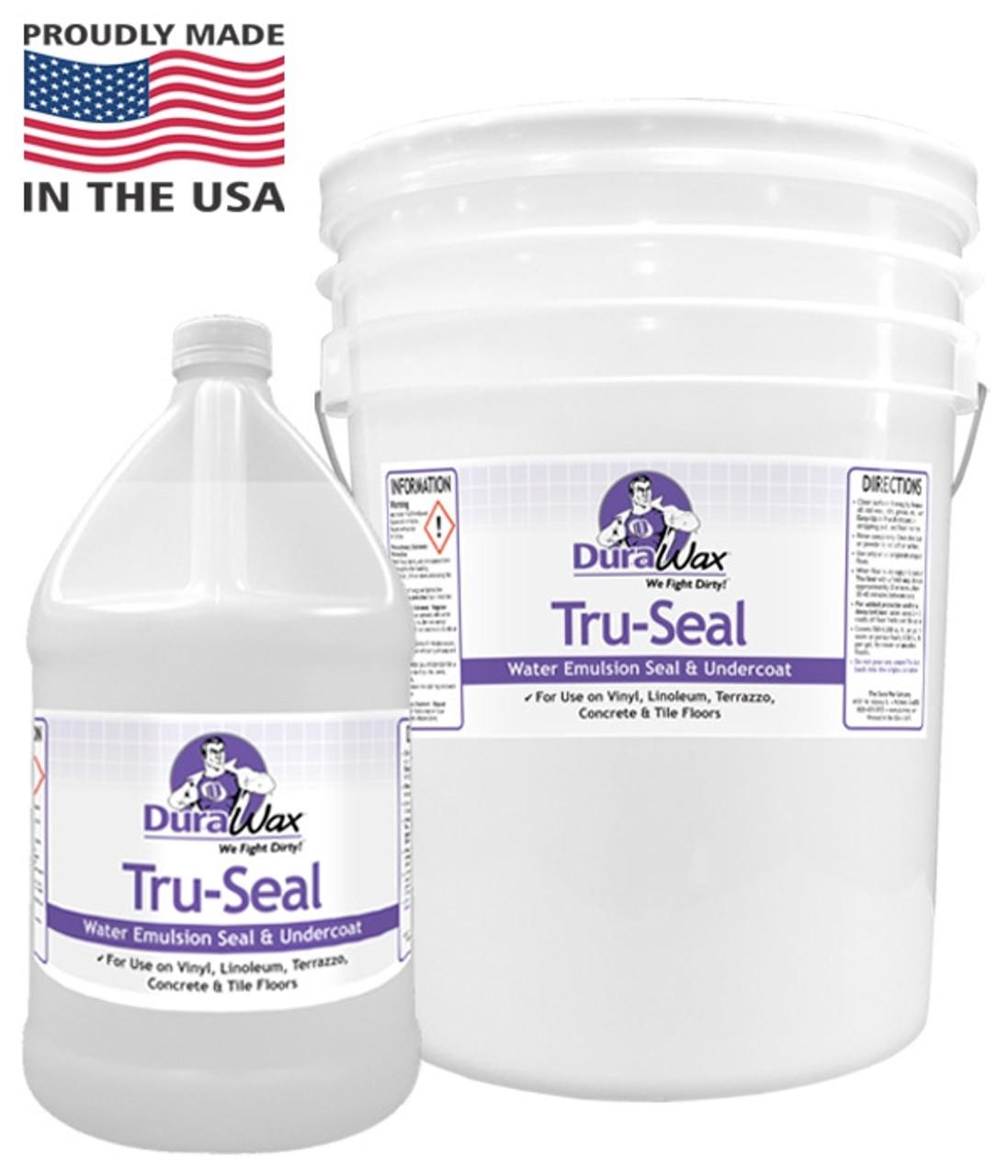 Floor Sealer The Dura Wax Company
