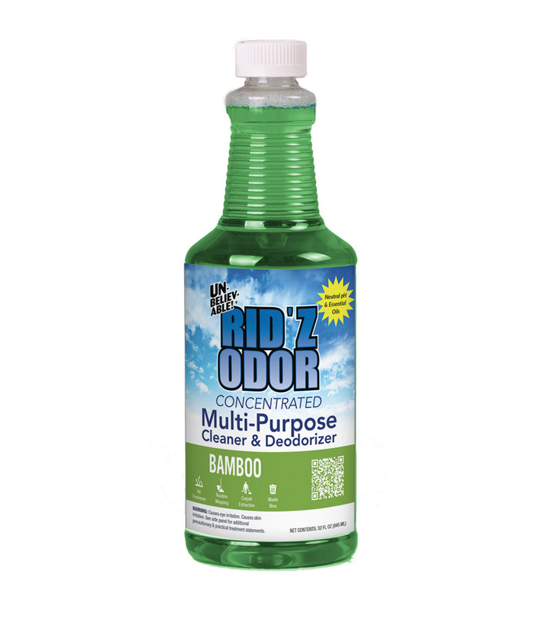 Use when cleaning carpets for all over fresh smell.
