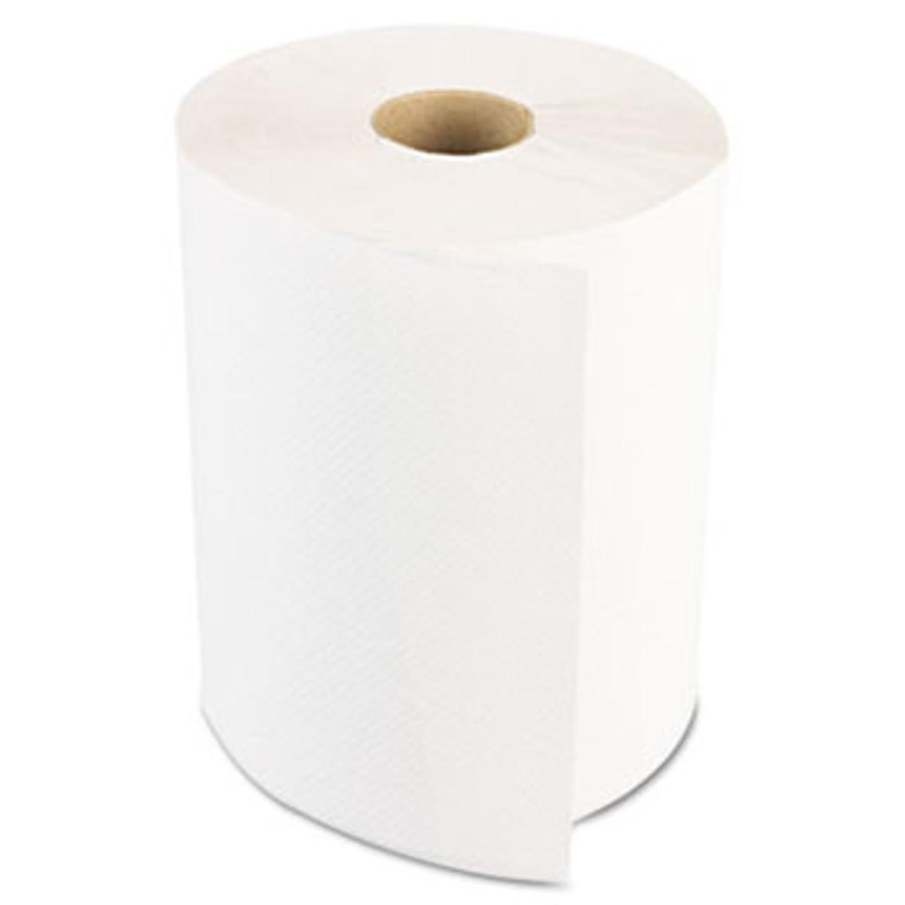 "Hardwound Paper Towel Roll: 8"" x 800'"
