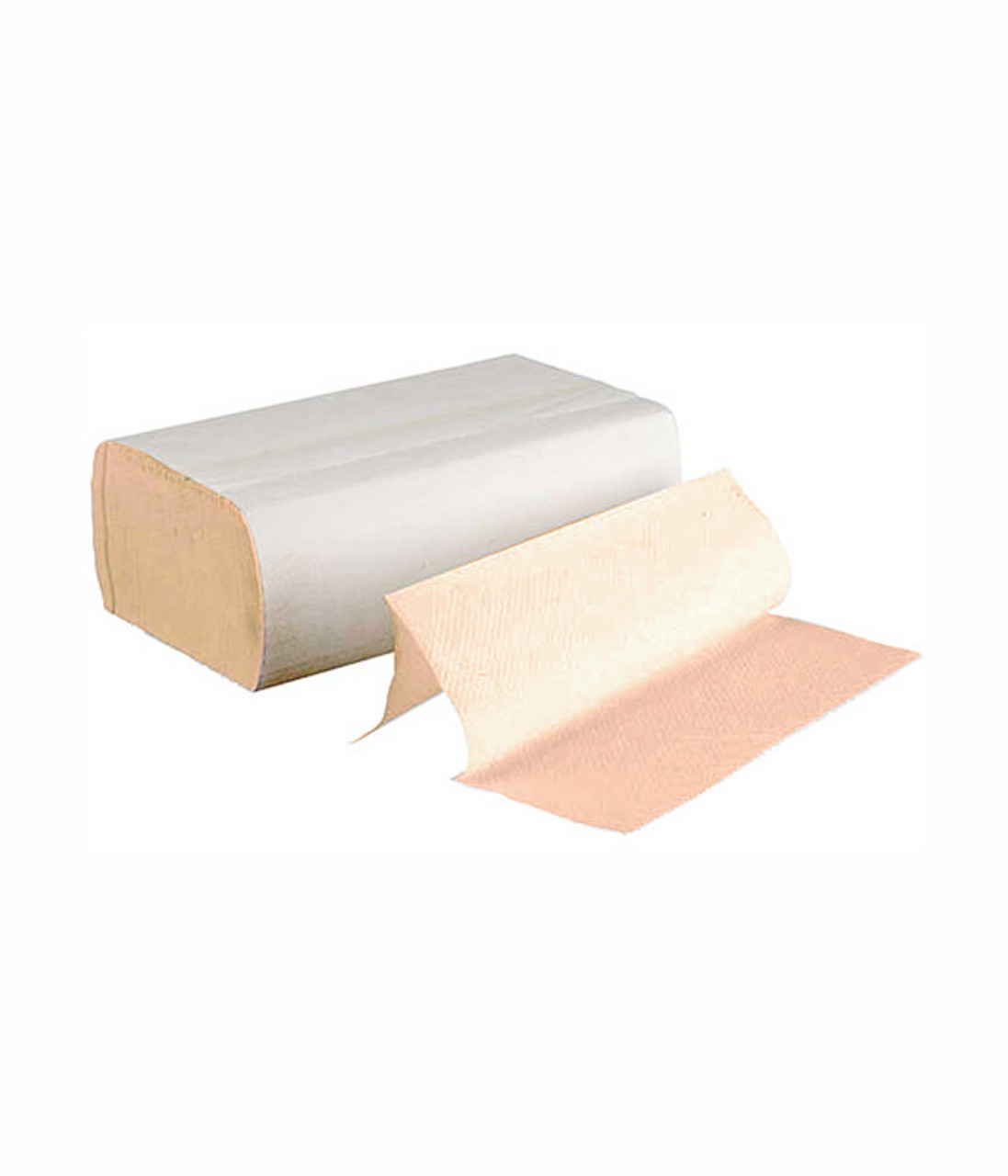 Value Price Multi Fold Paper Towels in Kraft
