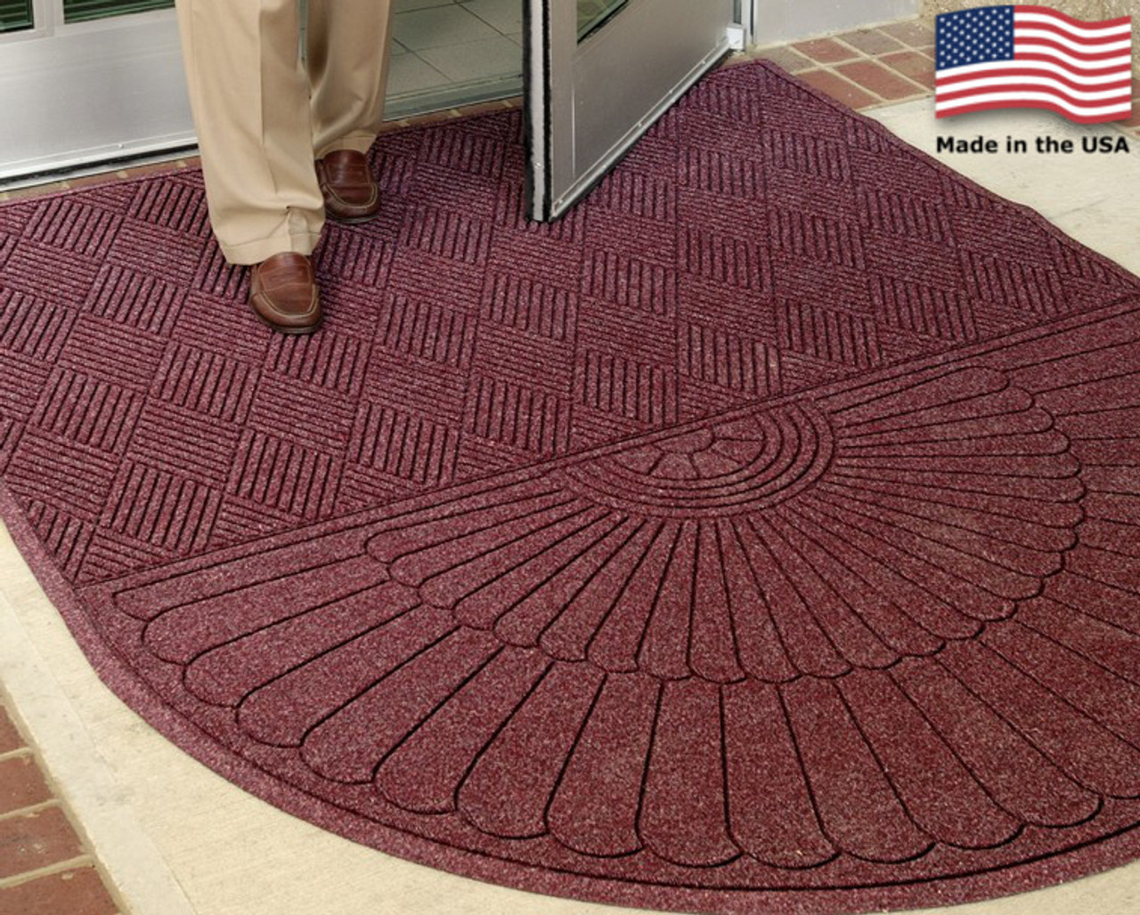 Grand Classic Floor Mats Give any Floor that Luxurious Look!