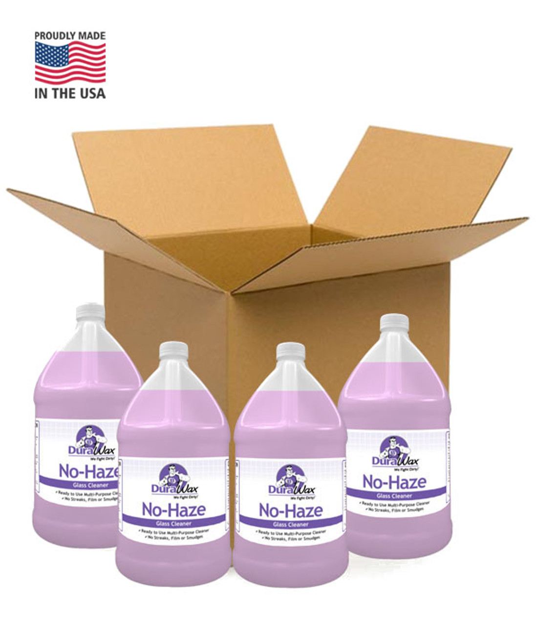 Buy a Case of 4 Gallons and Save!