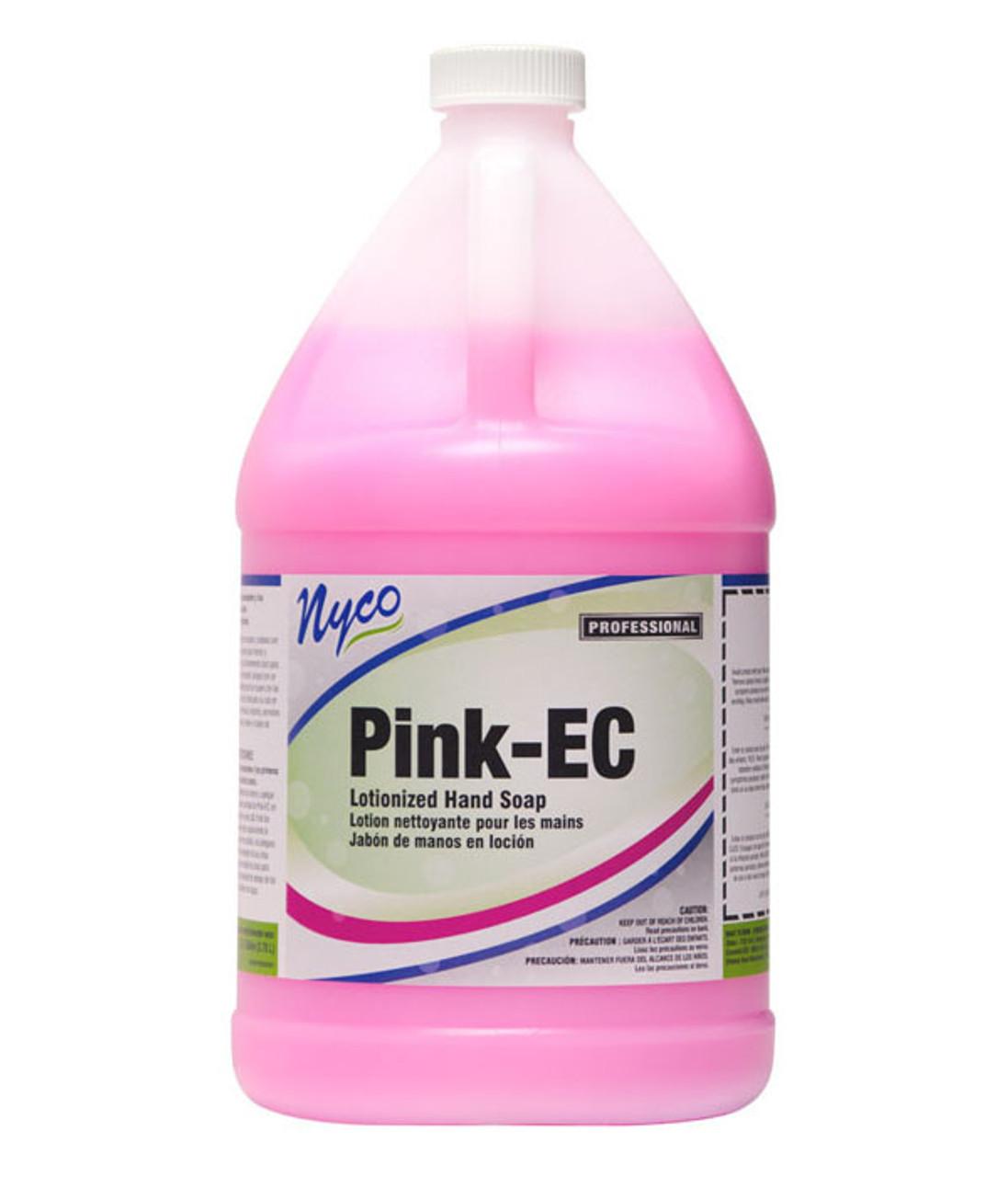 Pink-EC Lotionized Hand Soap
